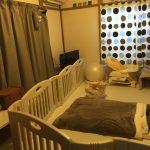 【間取り2K】0歳児子育て中のお部屋はこんな感じ