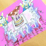 【こぐま社】1歳・お誕生日カードが送られてきました