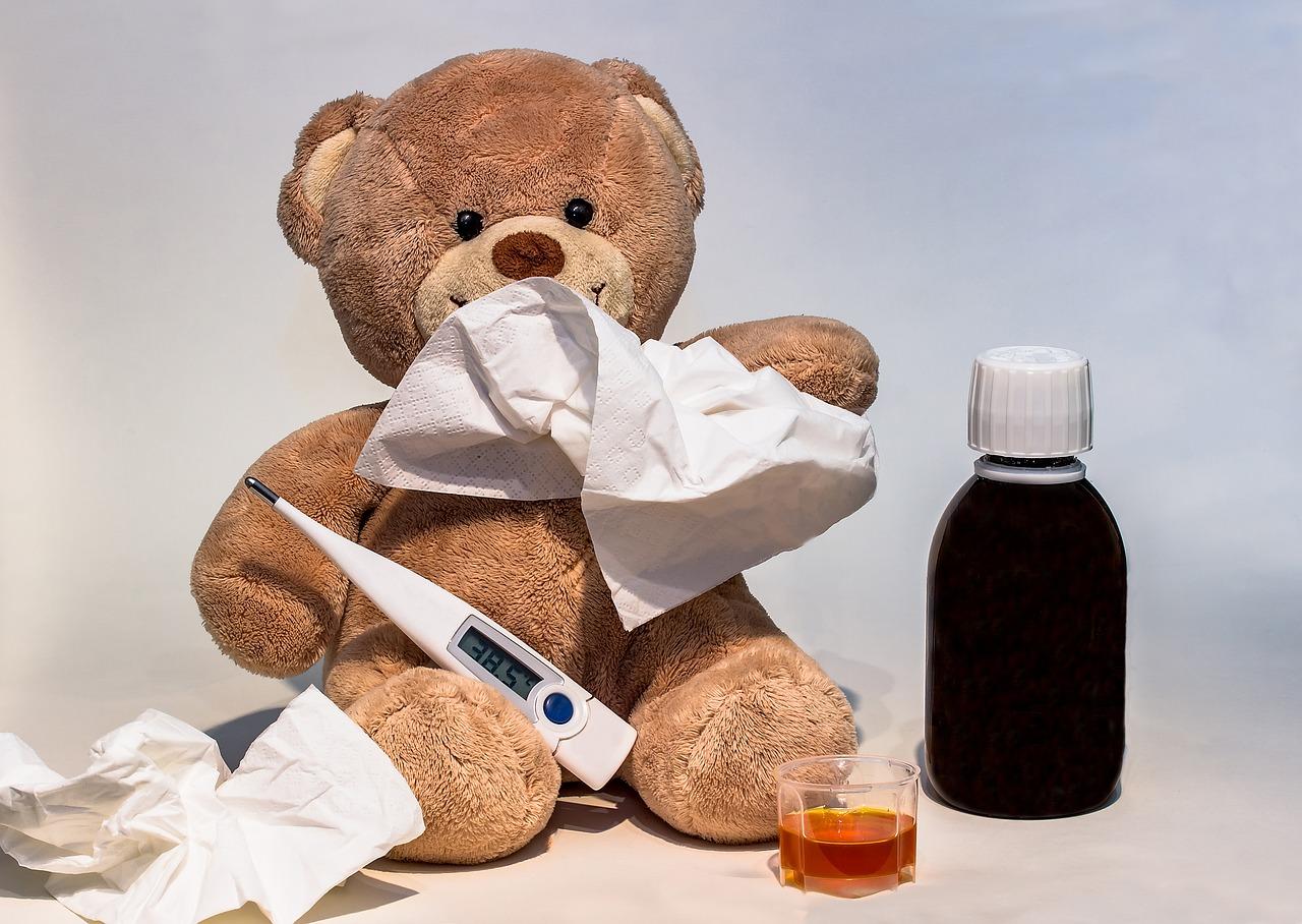 【職業訓練・4】はじめての託児所、病気対策で購入したもの