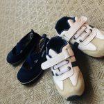 【幼児のスニーカー】17㎝からの選択が難しい!?【幼稚園用の靴】