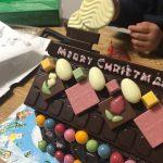 【ロイズのチョコレートハウス】クリスマスイブに幼稚園児と一緒に作ってみました